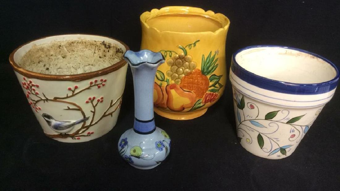 Lot 4 Ceramic Accessories - 2