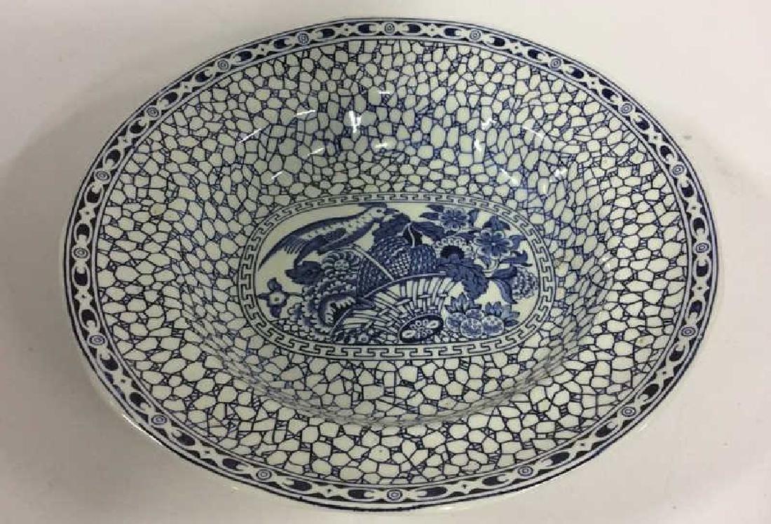 Lot 3 Assorted Ceramic Porcelain Bowl - 2