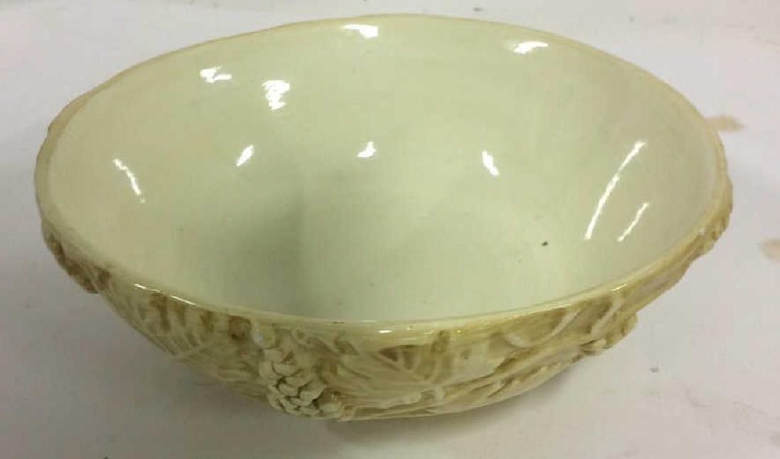 Lot 3 Assorted Ceramic Porcelain Bowl - 3