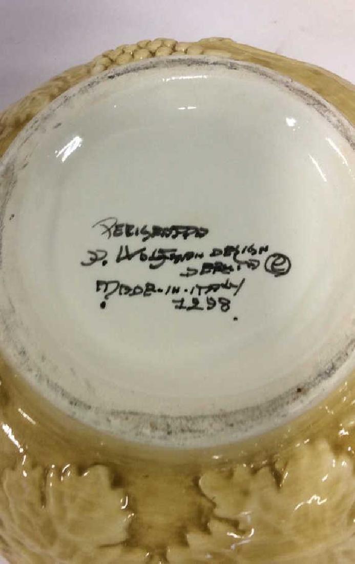 Lot 3 Assorted Ceramic Porcelain Bowl - 5
