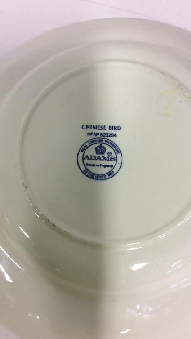 Lot 3 Assorted Ceramic Porcelain Bowl - 7