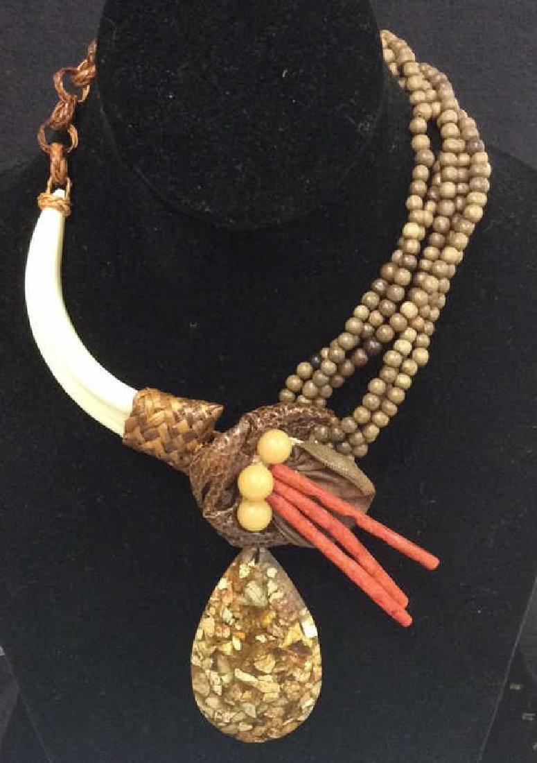 Lot 4 Women's Estate Costume Jewelry - 2