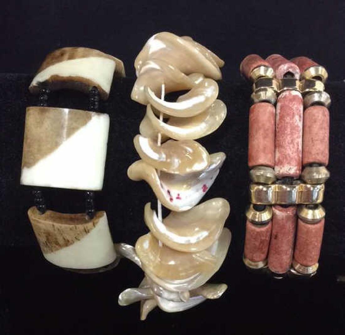 Lot 4 Women's Estate Costume Jewelry - 6