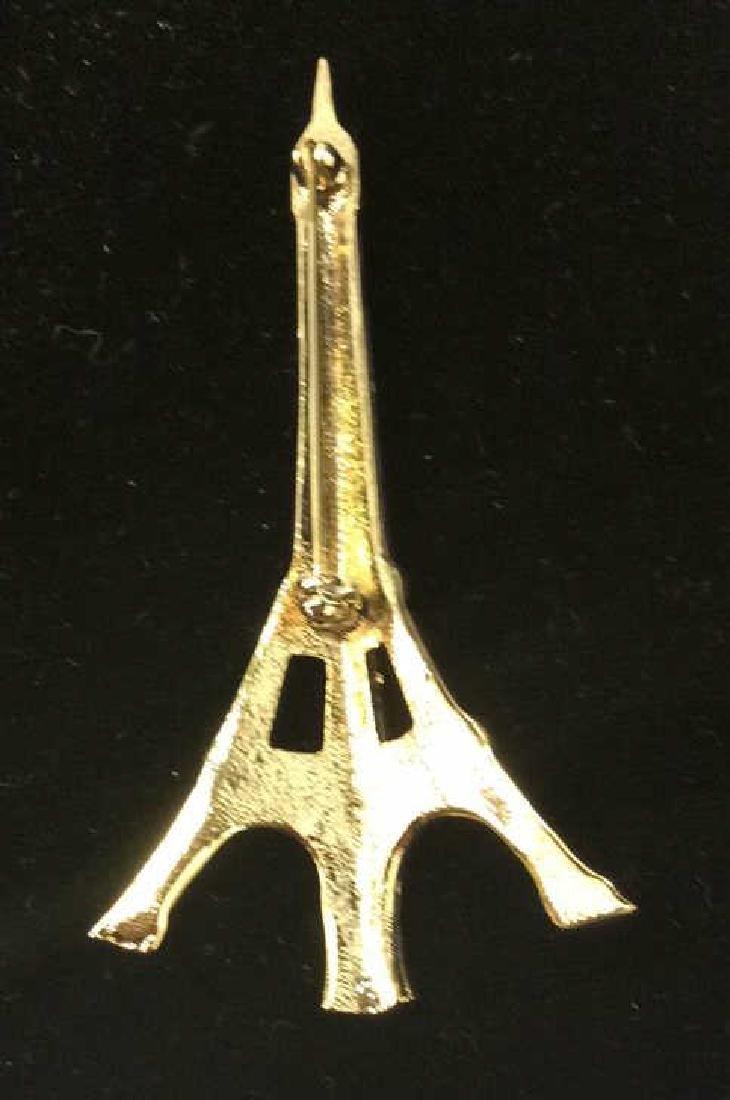 Lot 4 Women's Brooch Pins Jewelry, SIgned - 8