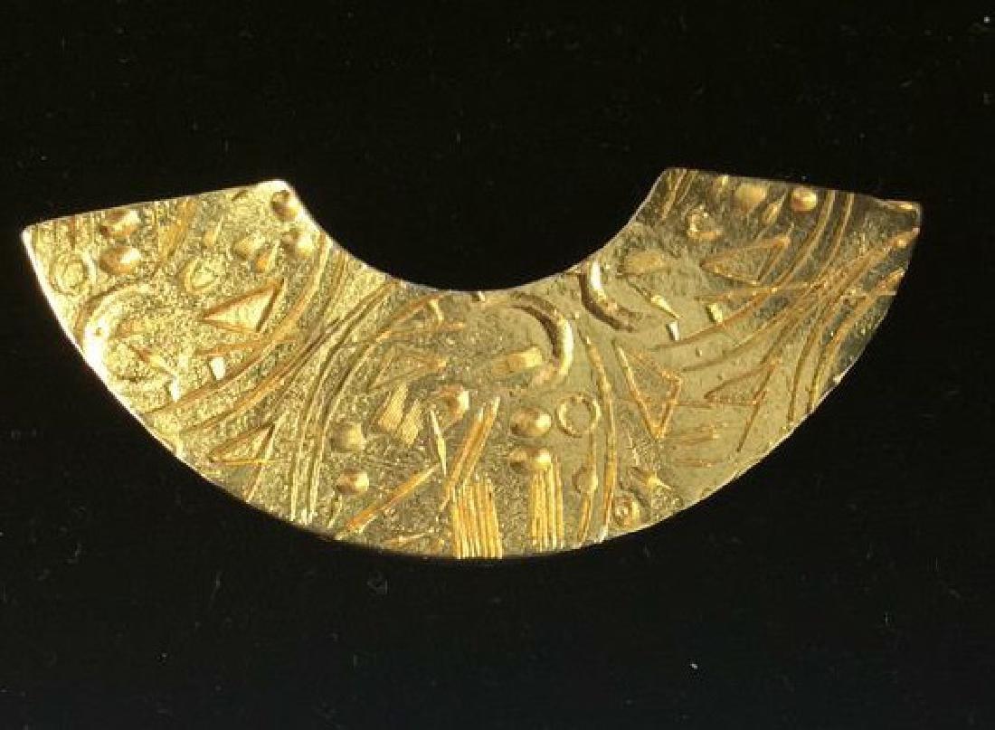 Lot 3 Metal Women's Brooch Pins Jewelry - 4
