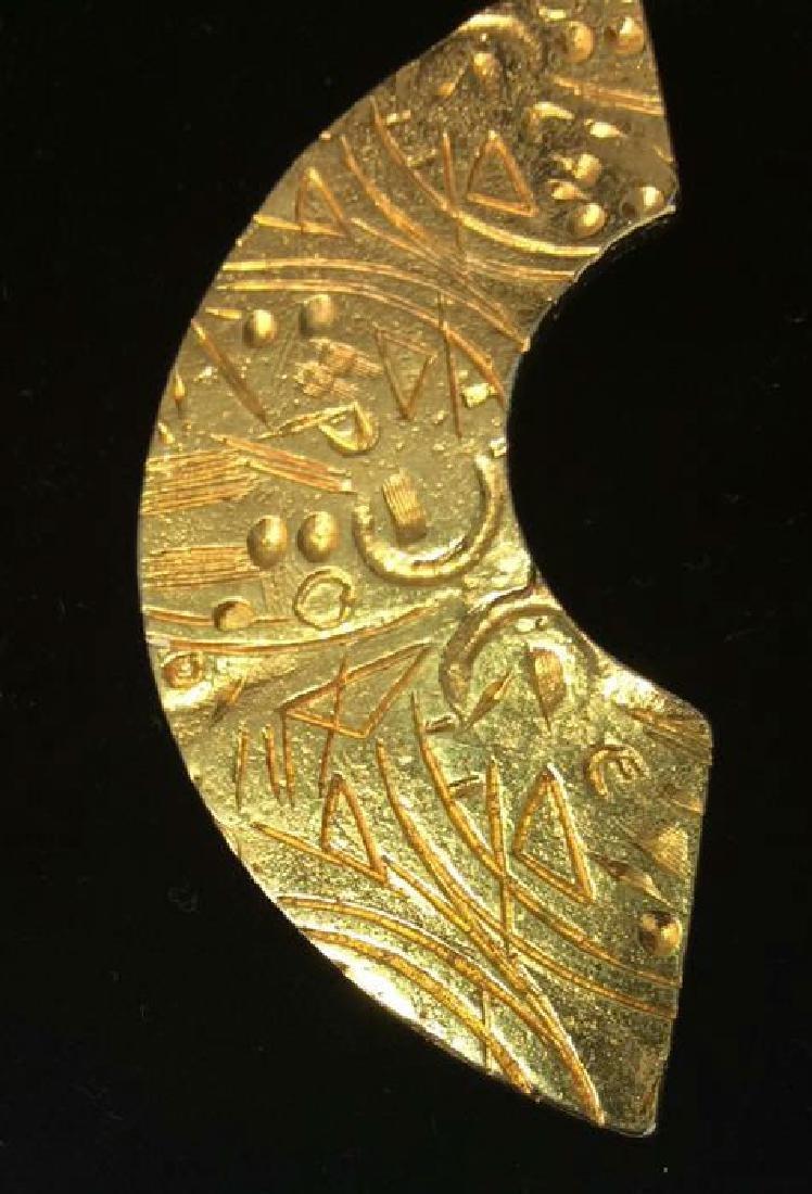 Lot 3 Metal Women's Brooch Pins Jewelry - 5
