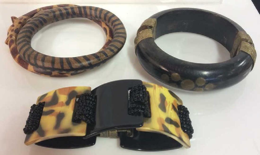 Lot 4 Assorted Women's Bracelets Jewelry