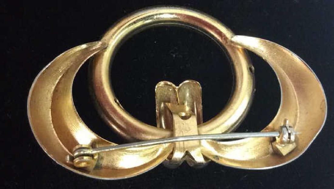 Lot 5 Assorted Women's Brooch Pins - 11