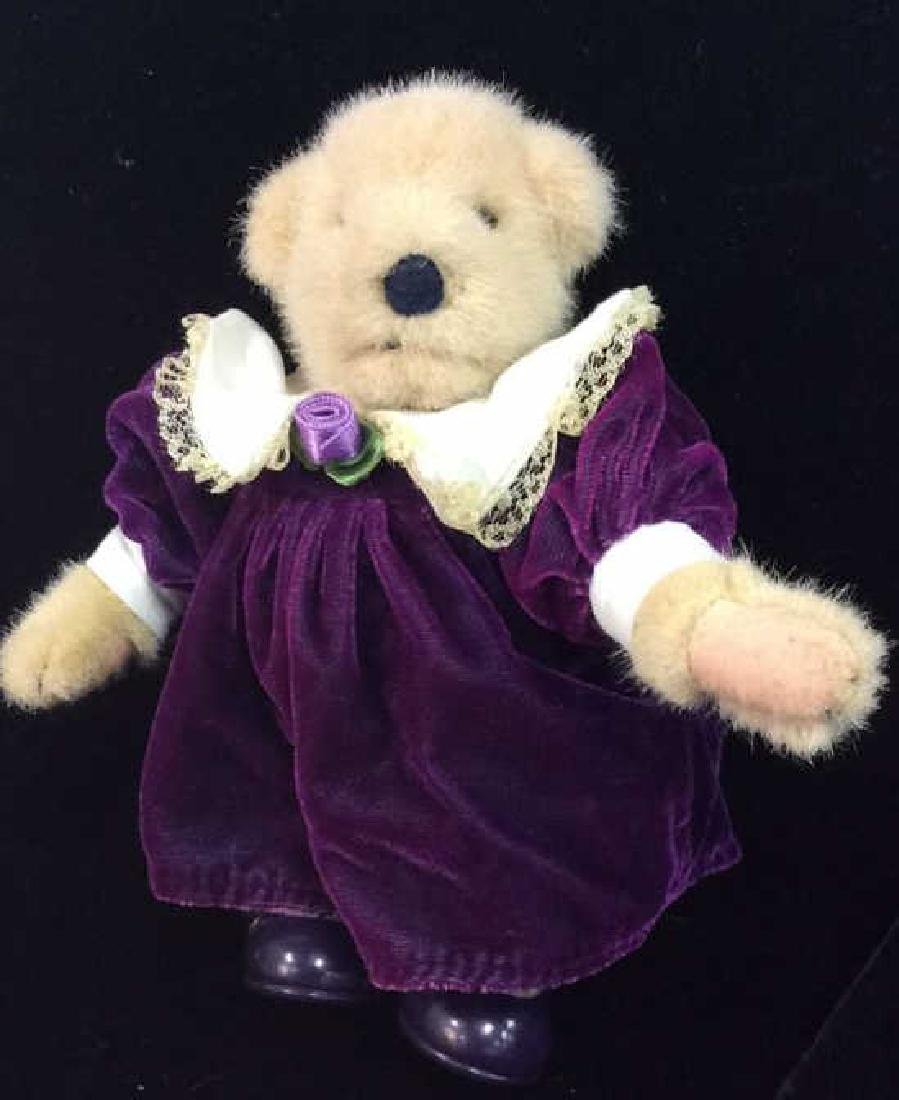 Lot 5 Collectible Teddy Bears - 5