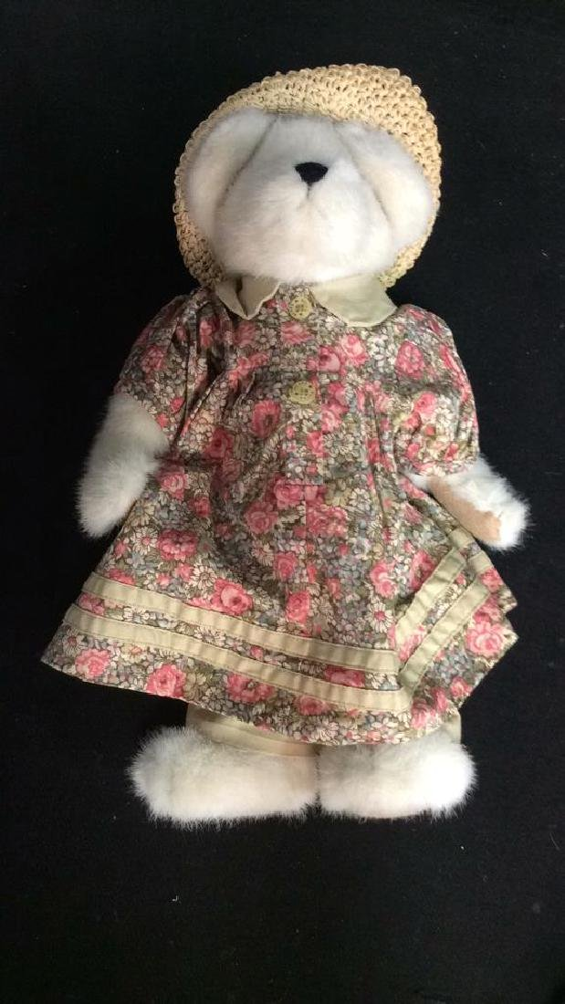 Lot 2 Collectible Teddy Bears - 10