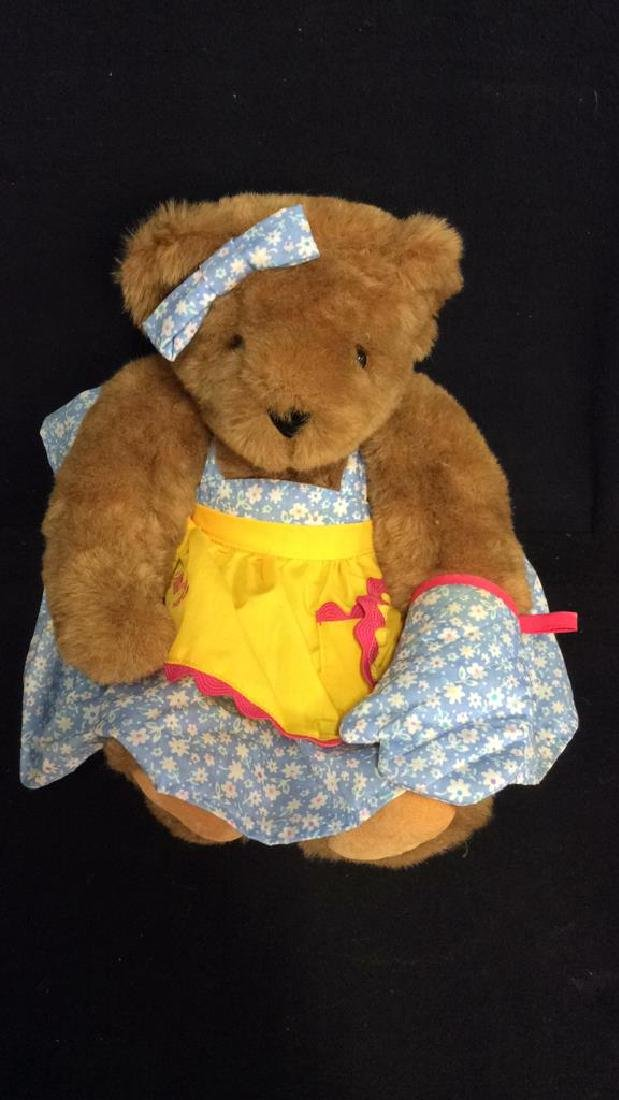 Lot 2 Collectible Teddy Bears - 2