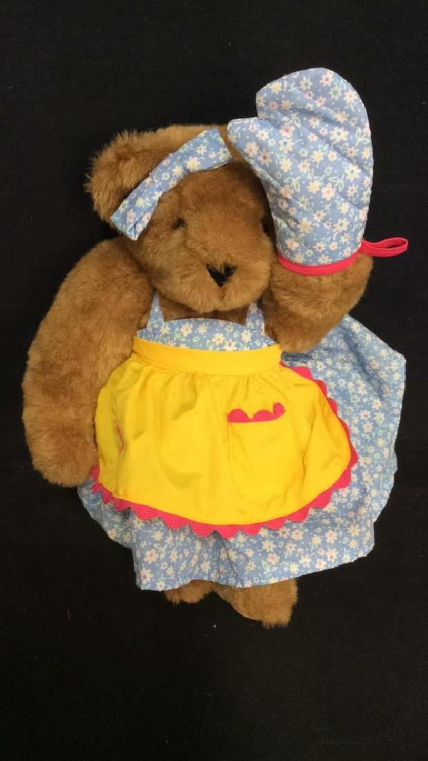 Lot 2 Collectible Teddy Bears - 3