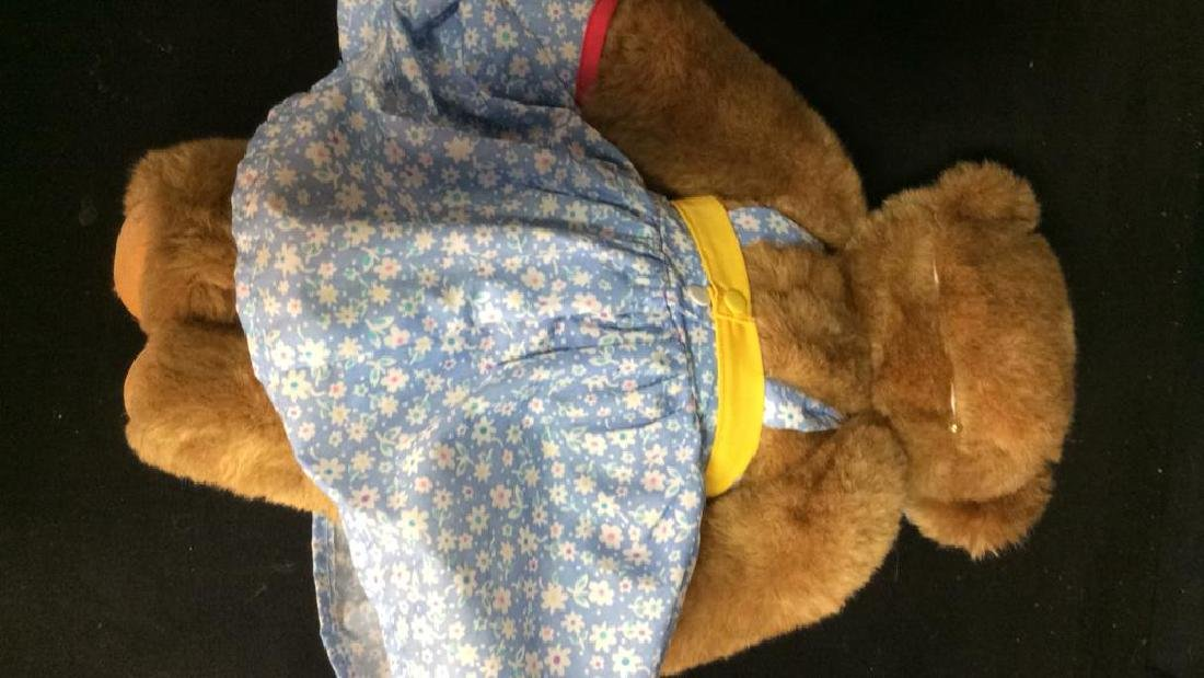 Lot 2 Collectible Teddy Bears - 6