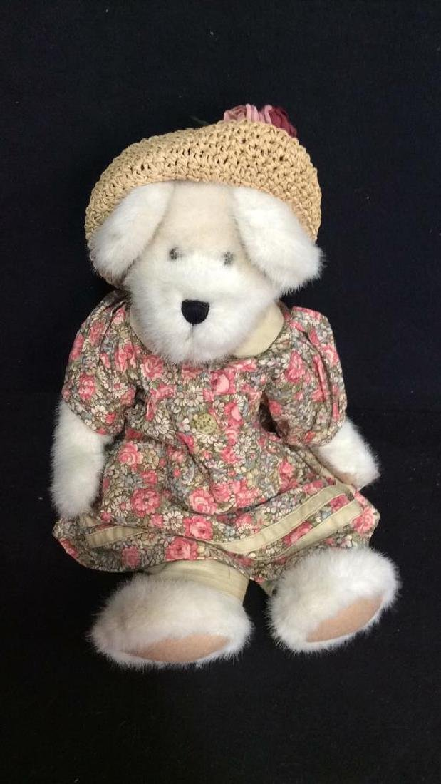 Lot 2 Collectible Teddy Bears - 8