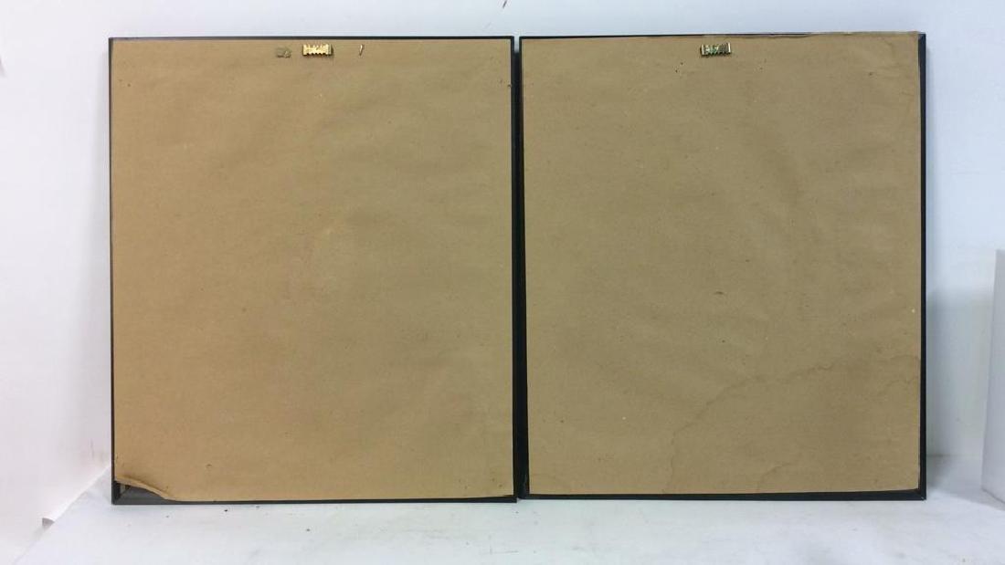 Lot 2 JENNIFER GARANT Framed Gold Prints - 7