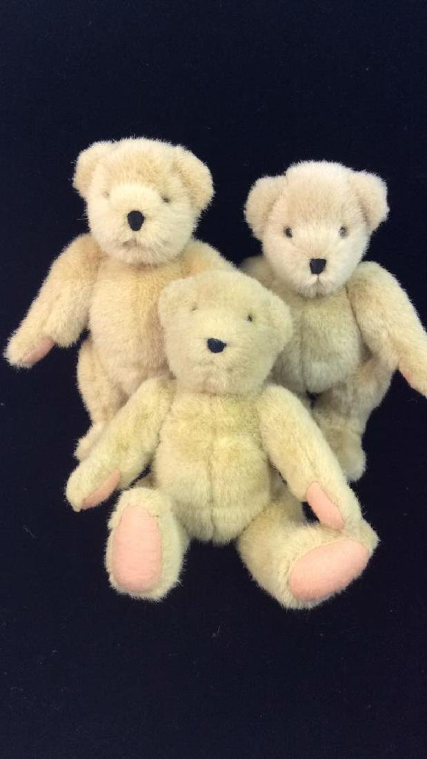 Lot 5 Collectible Teddy Bears - 2