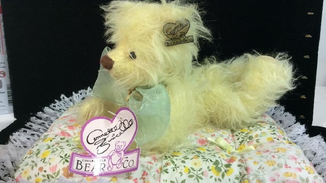 Lot 5 Collectible Teddy Bears - 7