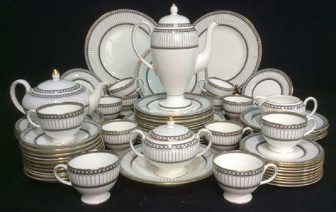 Lot 58 WEDGWOOD Bone China Dish Set