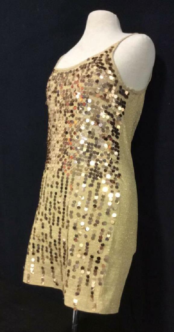 NINA LEONARD Sequin Dress Ladies Fashion - 4