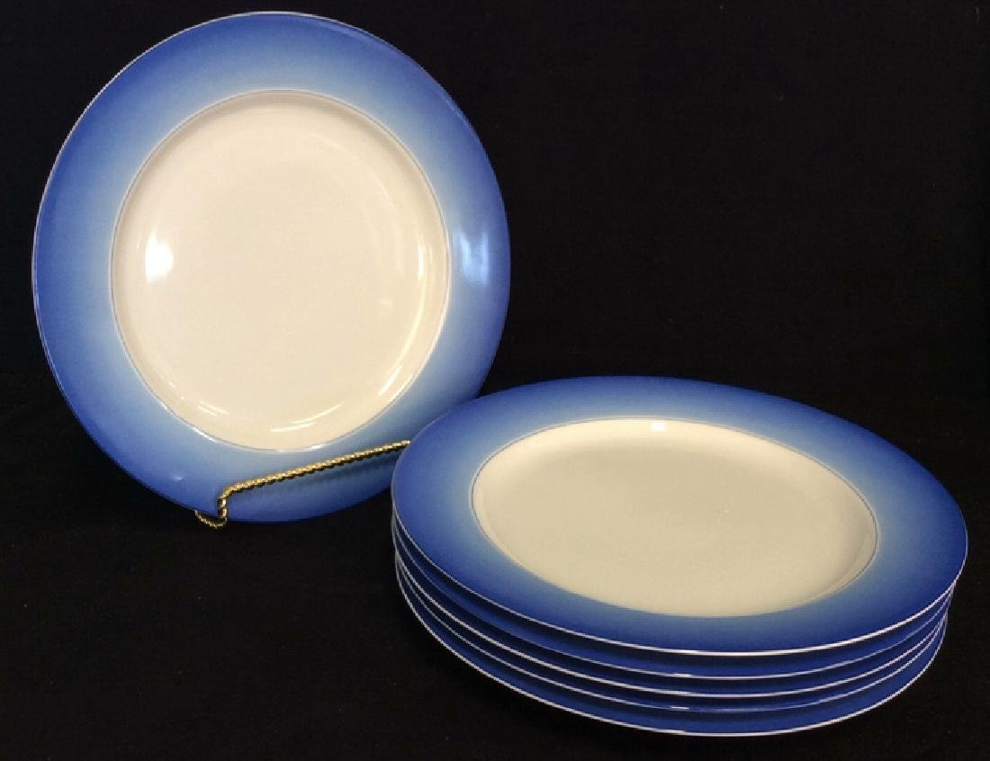 Set 16 LYNN CHASE DESIGNS Porcelain Dishes - 3