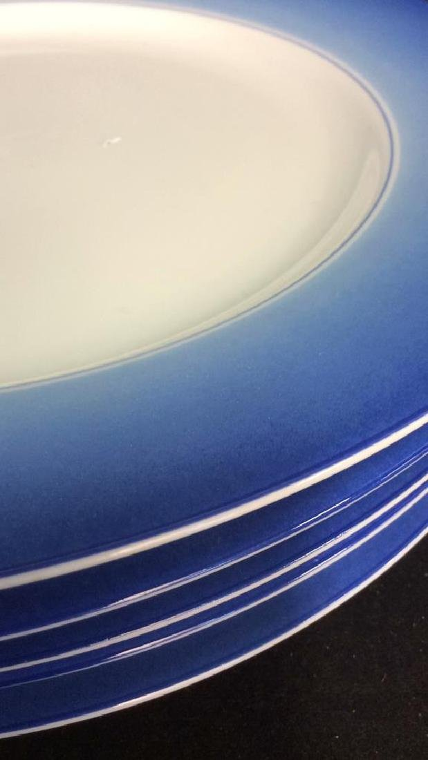 Set 16 LYNN CHASE DESIGNS Porcelain Dishes - 4