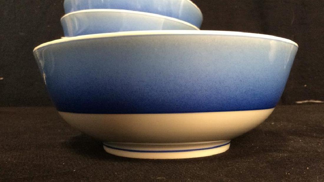 Set 16 LYNN CHASE DESIGNS Porcelain Dishes - 7