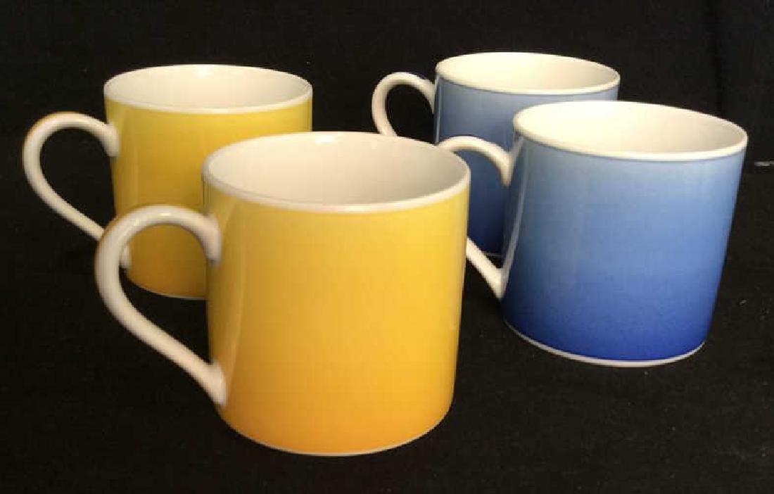 Set 16 LYNN CHASE DESIGNS Porcelain Dishes - 9