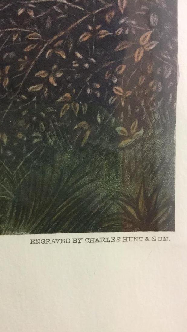 Print Of A John Sturgess Fox Hunt Painting - 7