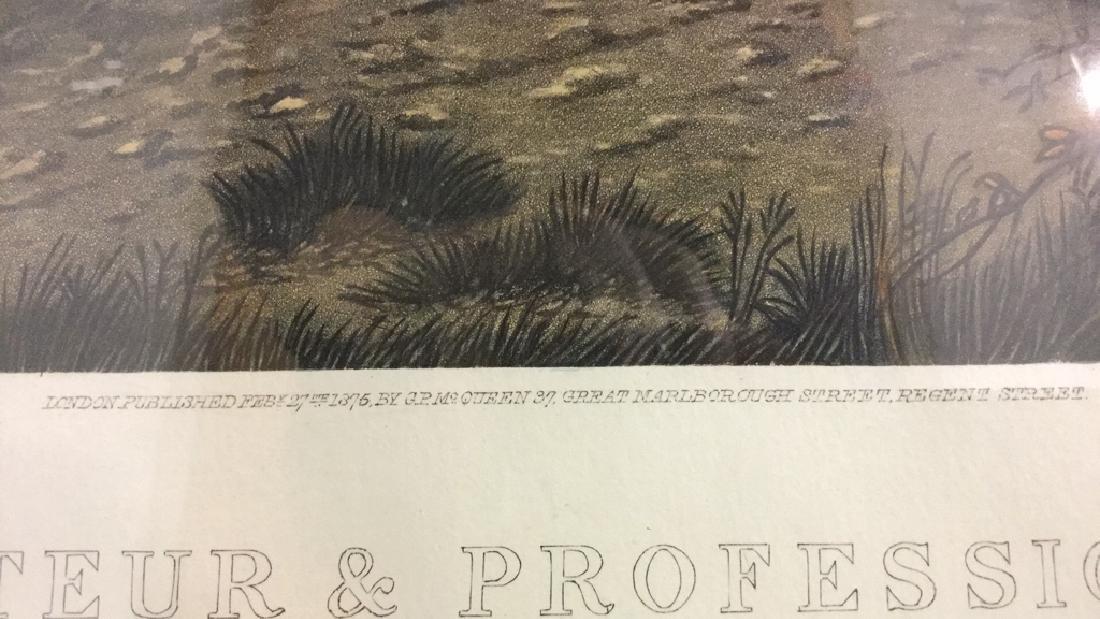 Print Of A John Sturgess Fox Hunt Painting - 8