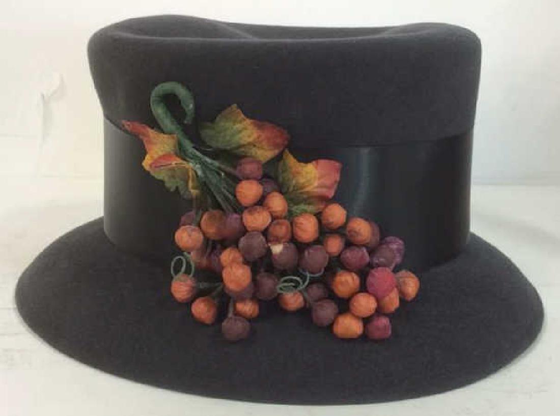 Sarah Soss Milliner New York Ladies Hat