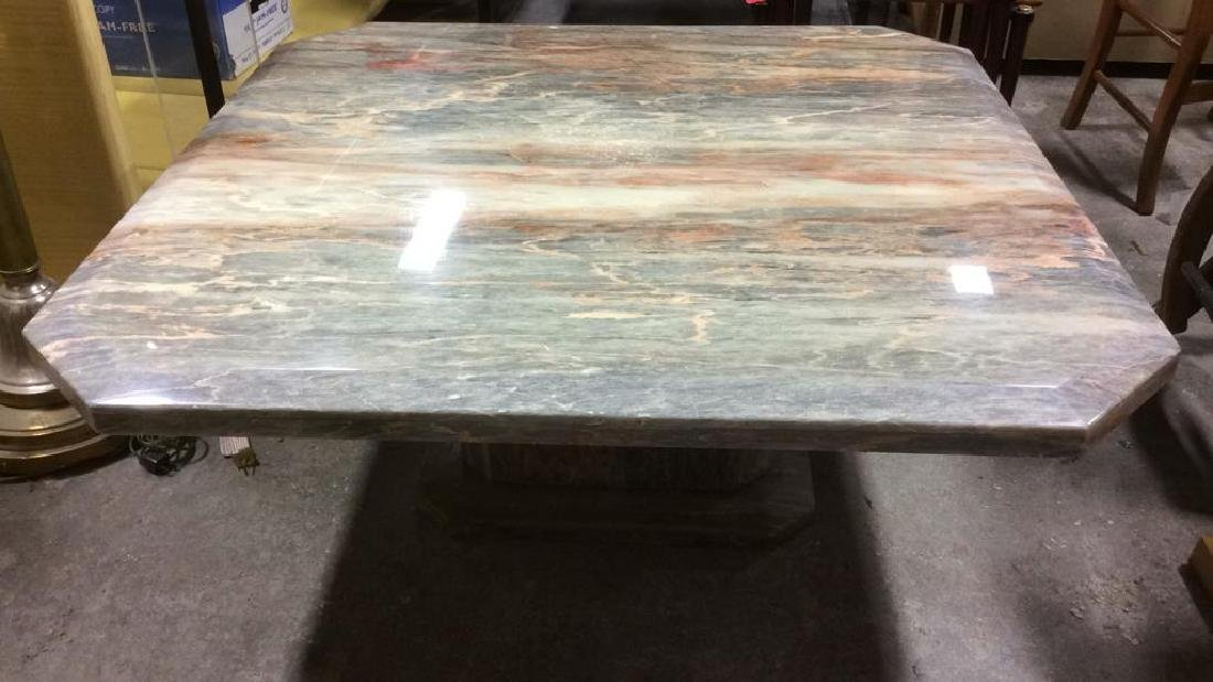 Marble Coffee Table Drinks Table, Italy