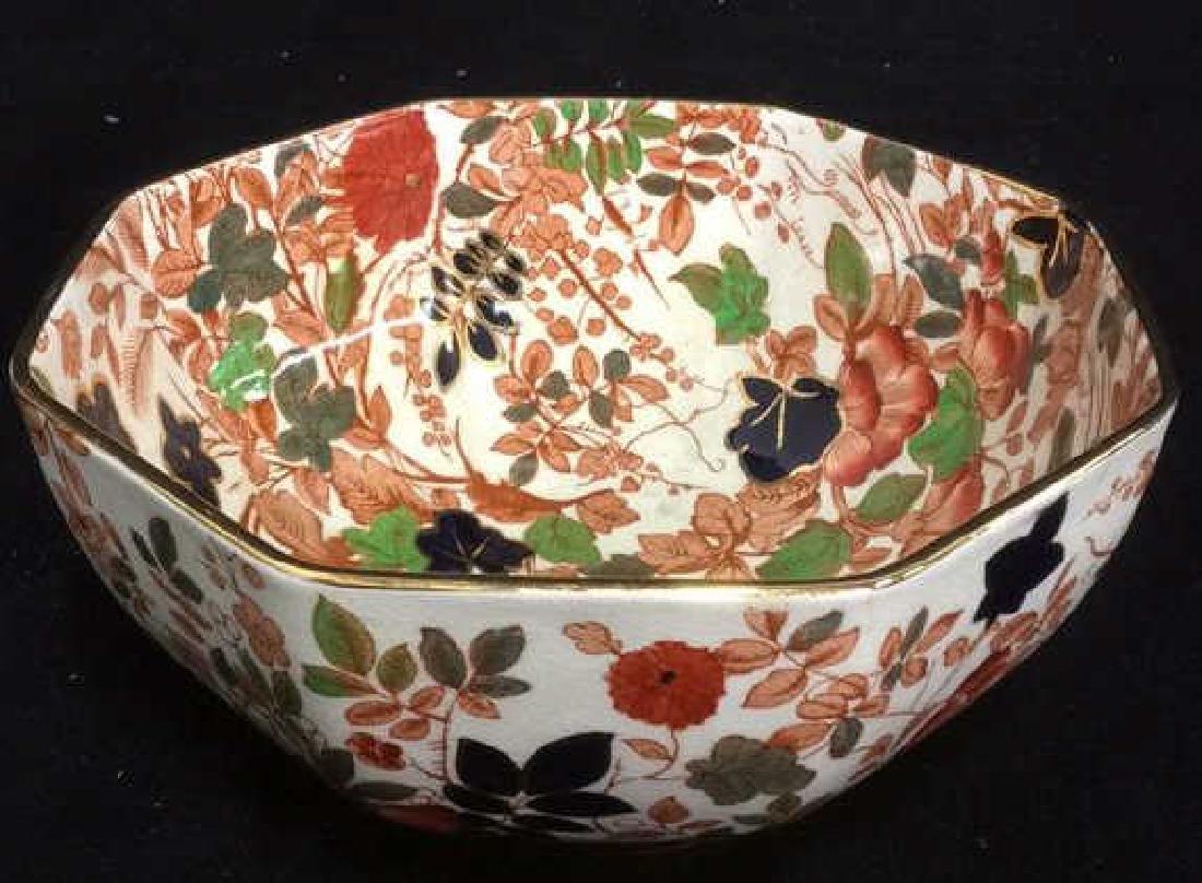 ROYAL CAULDON ENGLAND Porcelain Bowl