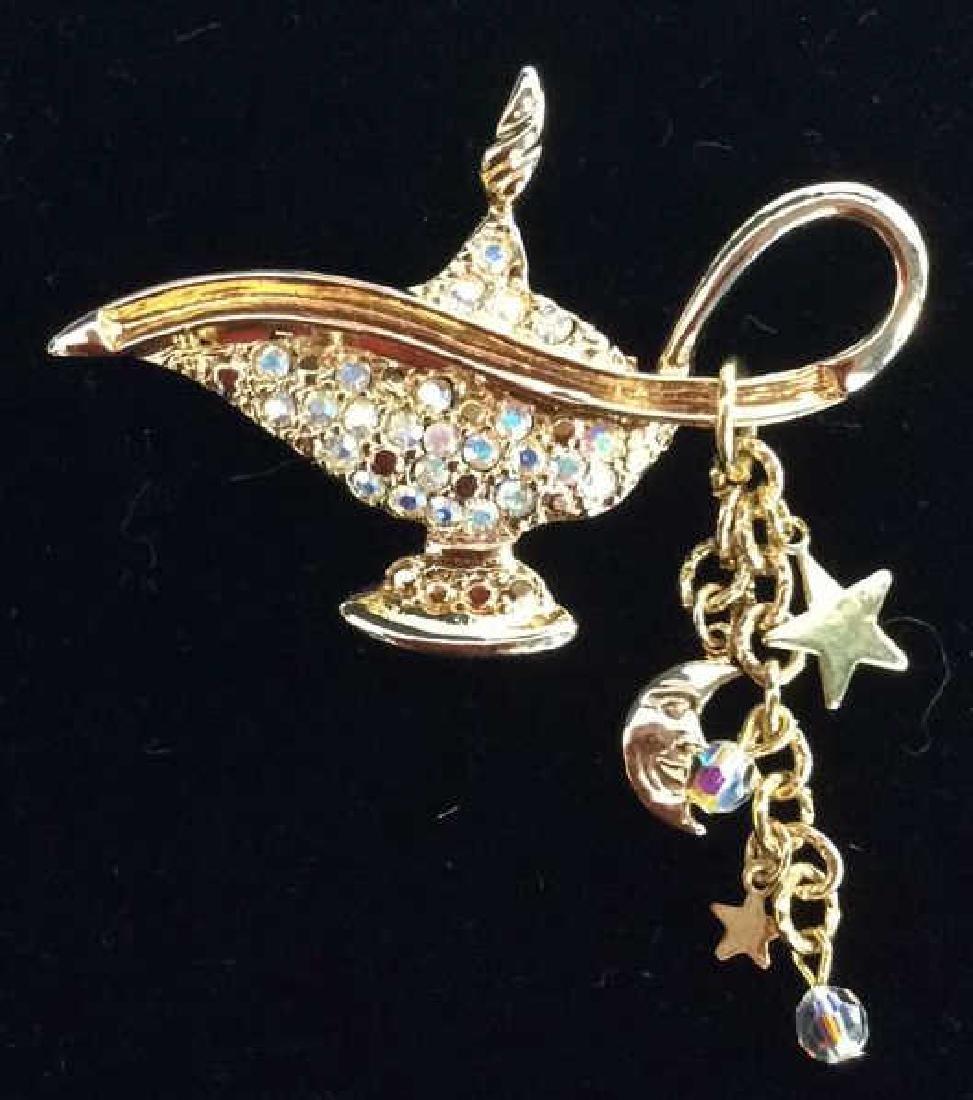 KIRKS FOLLY Vintage Brooch Pin