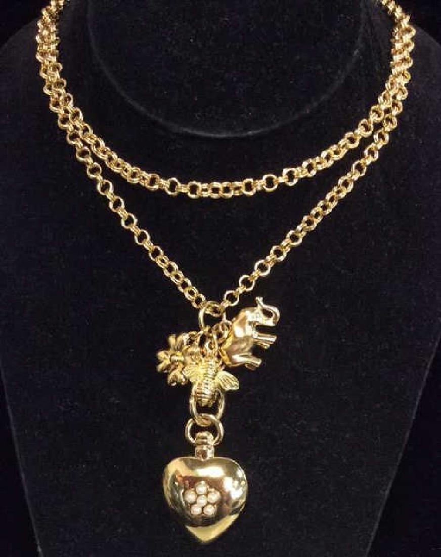JOAN RIVERS Pendant Necklace