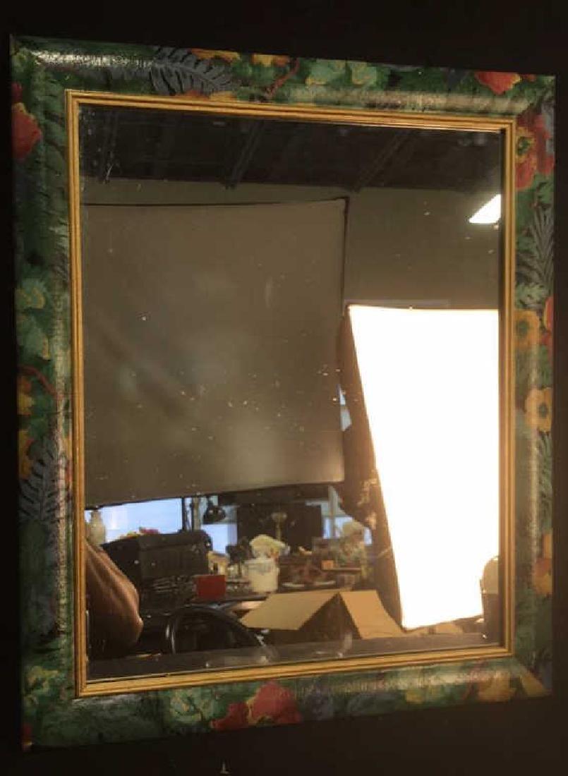 CLAYTON HAYES DESIGNS Multi Tone Frame Mirror