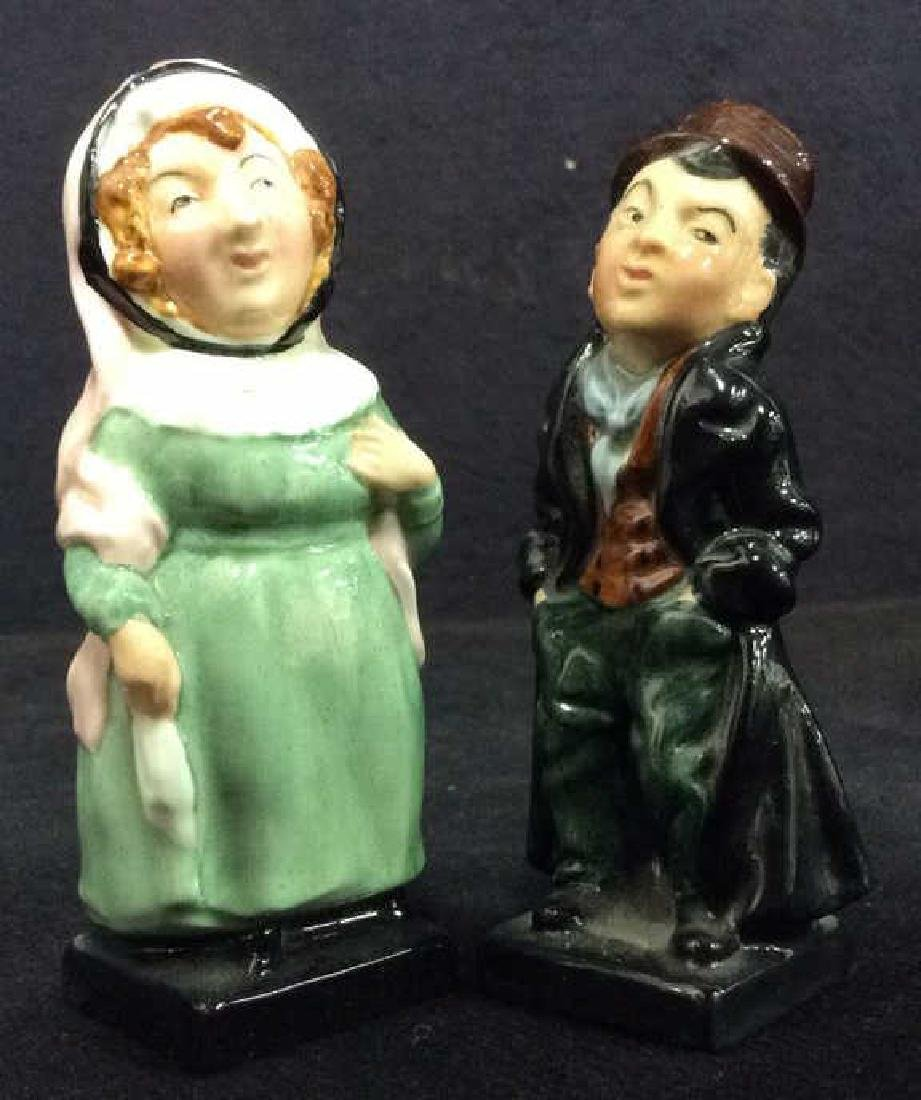 ROYAL DOULTON Bone China Figurals, England