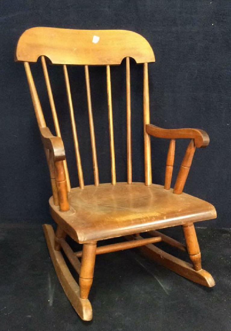 Nichols&StoneCo ChildsRocking Chair