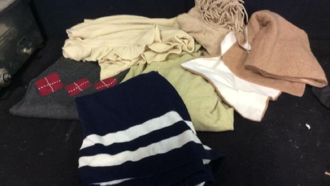 Minnie Rose Cashmere Clothing Group Lot