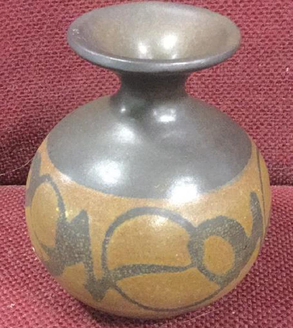Hand Crafted Pottery Vase