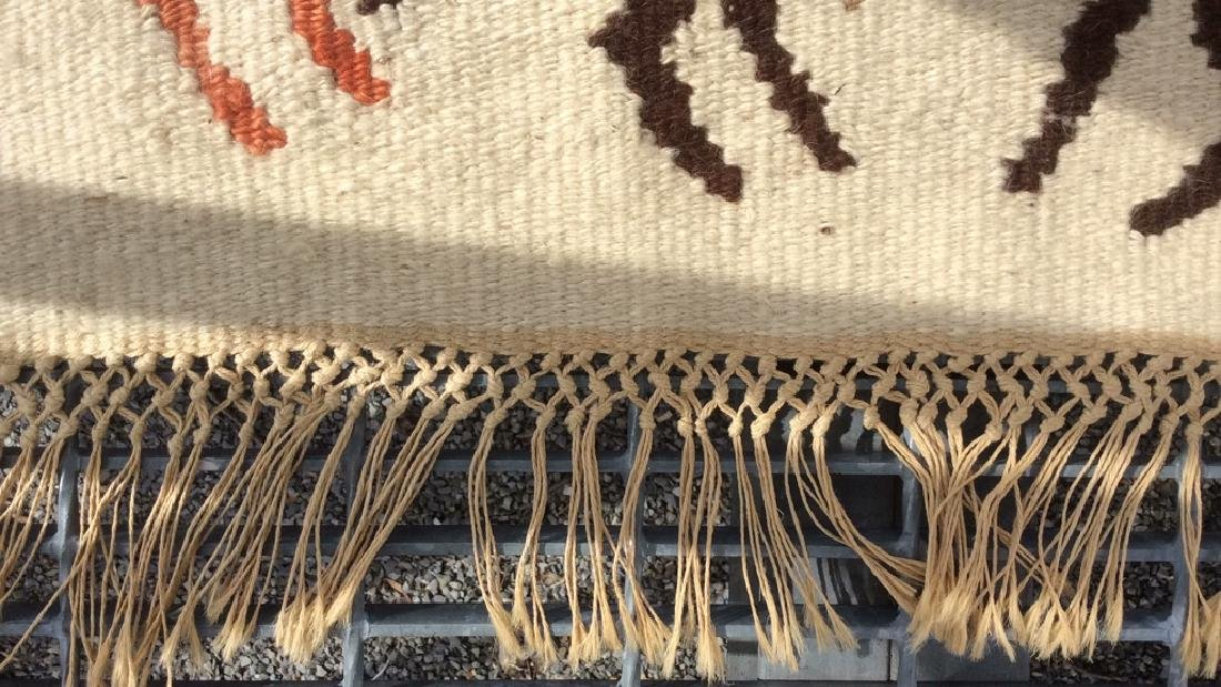Moroccan Wool Hand Made Wall Hanging - 4