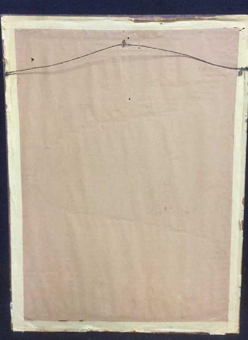 Framed Japanese Woodblock Print - 8