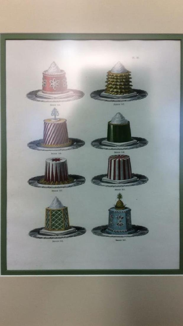 ARTISTIC COOKERY DUBOIS (Chef To Prussia) Artwork - 4