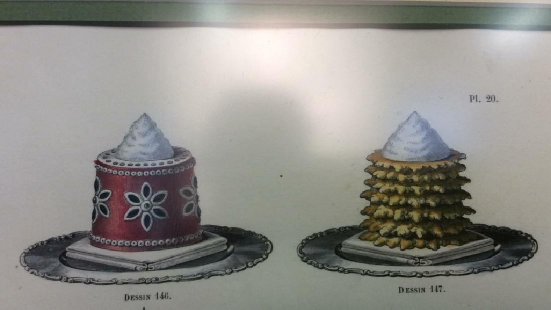 ARTISTIC COOKERY DUBOIS (Chef To Prussia) Artwork - 7