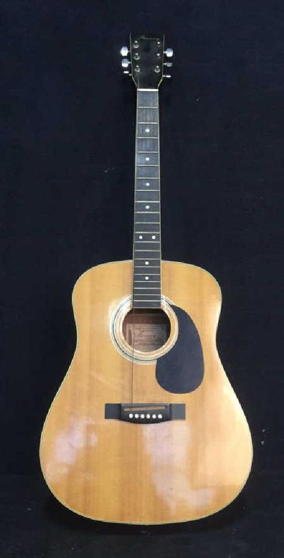 Harmony Acoustic Guitar Musical Instrument