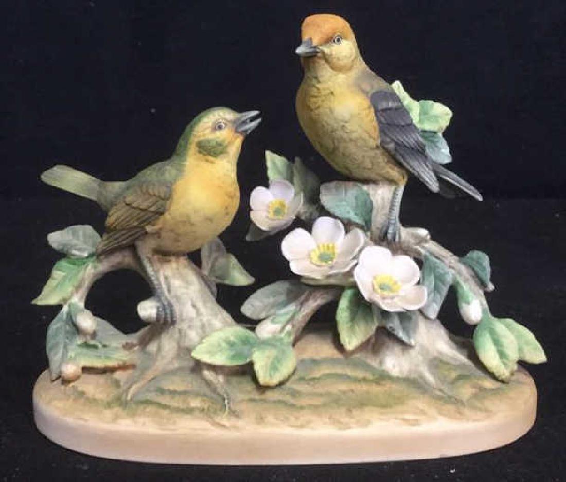 Warbler by Andrea by Sadek, Japan Sculpture