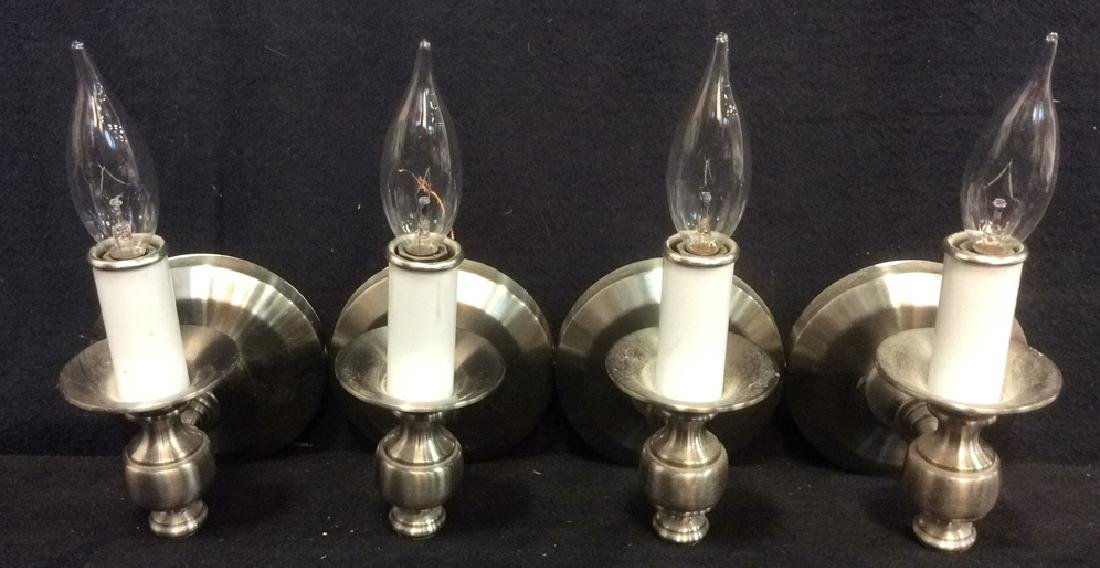 Set 4 RESTORATION HARDWARE Sconces