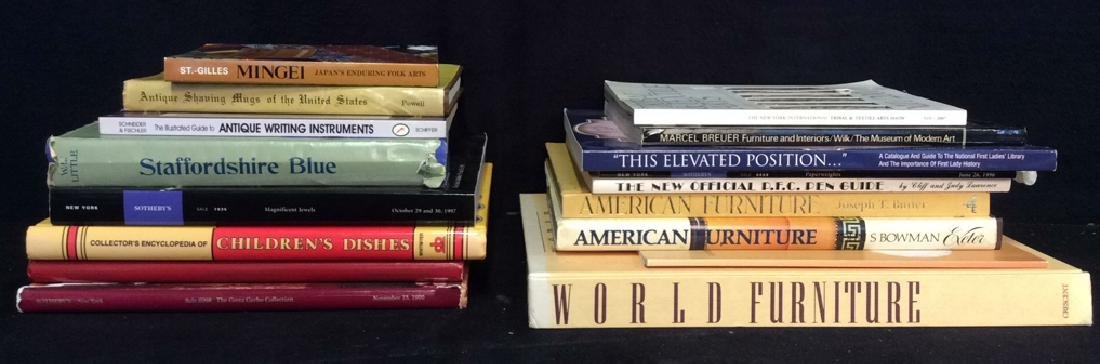 Lot 15 Art Craft Books & More