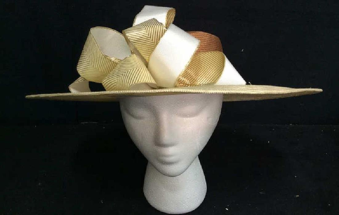 ADOLFO II New York Paris Hand Crafted LadiesHat