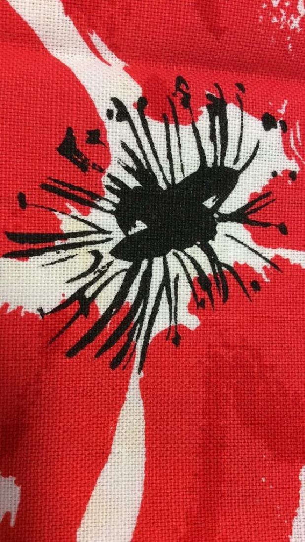 Lot 12 Vintage Vera Neumann Pop Art Cloth Napkins - 4