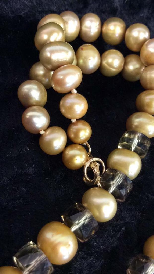 Lot 3 Assorted Costume Jewelry - 10
